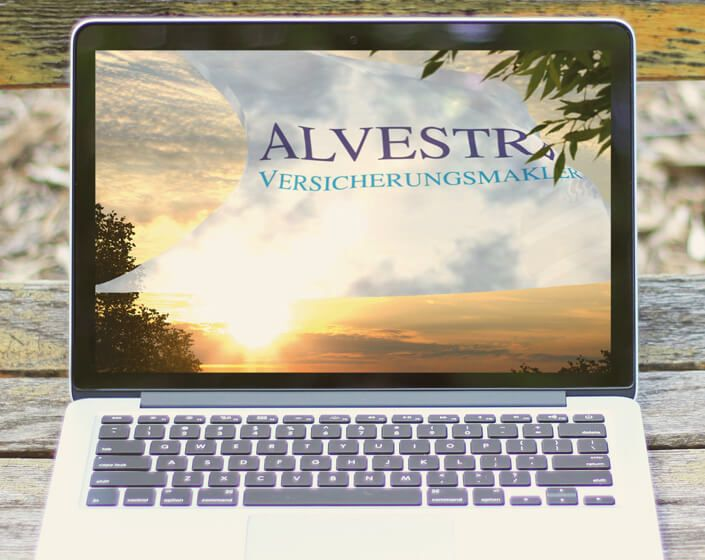 Alvestra Screensaver